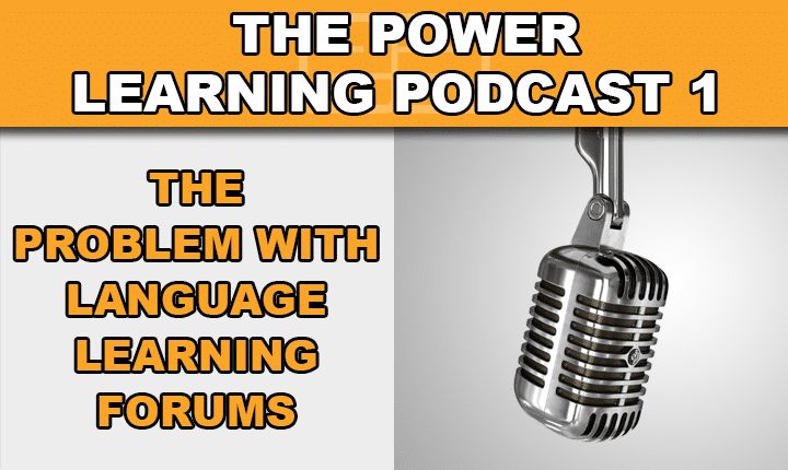 PLP 1 – Language Learning Forums