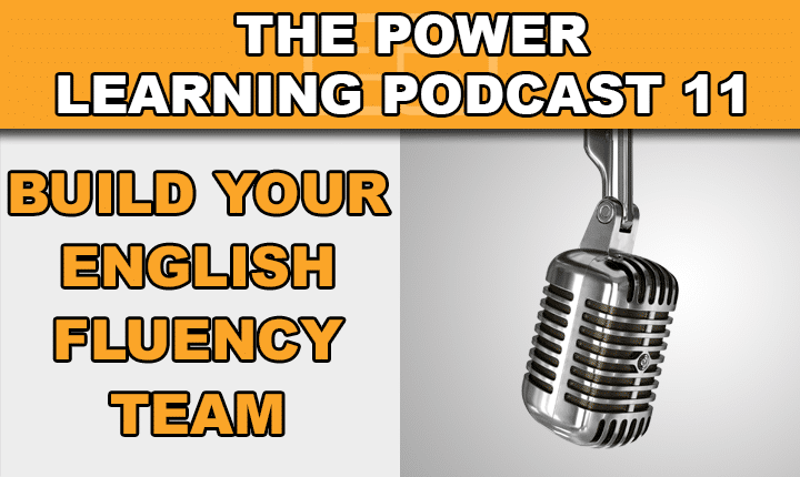 PLP 11 – English Fluency Team