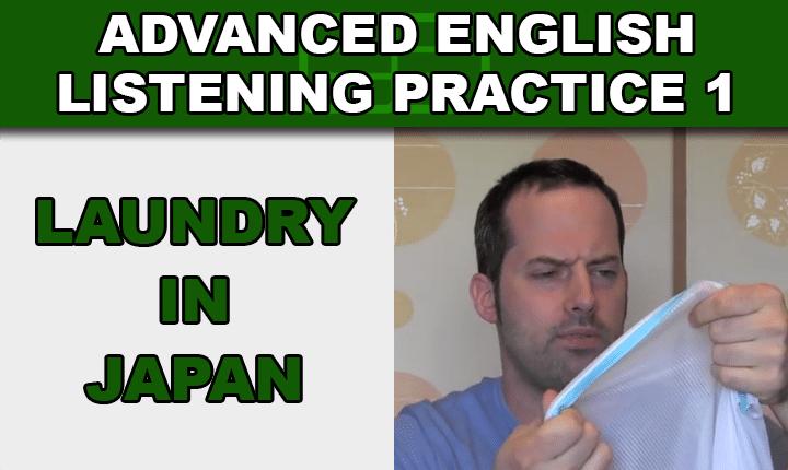 AELP 1 – Laundry in Japan
