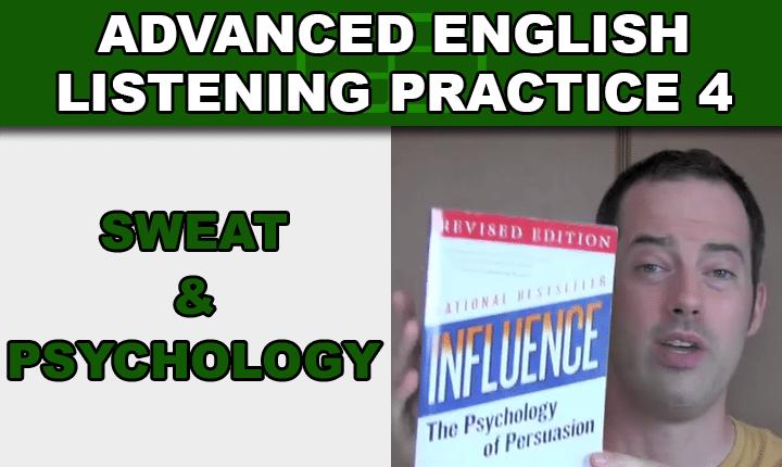 AELP 4 – Sweat and Psychology