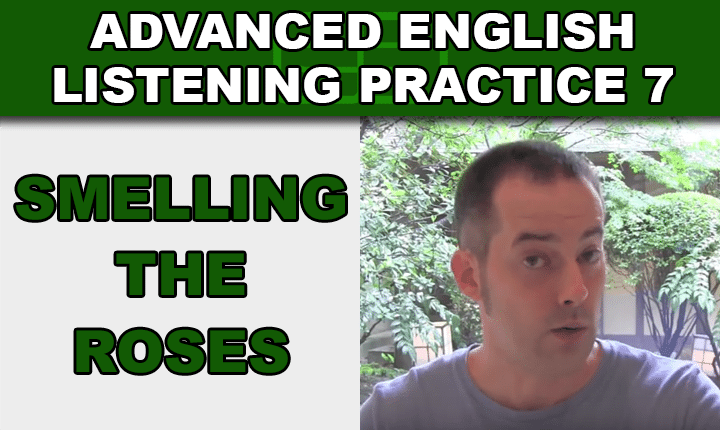 AELP 7 – Smelling The Roses