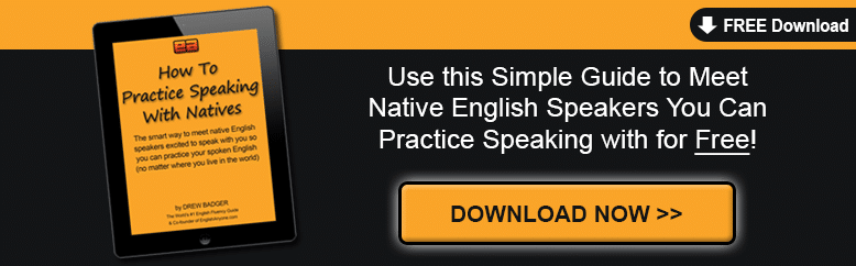 Guide 1 - Meet Native English Speakers