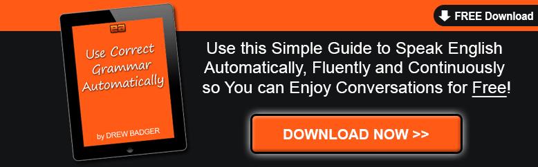 Guide 5 - Use Grammar Automatically Underbar