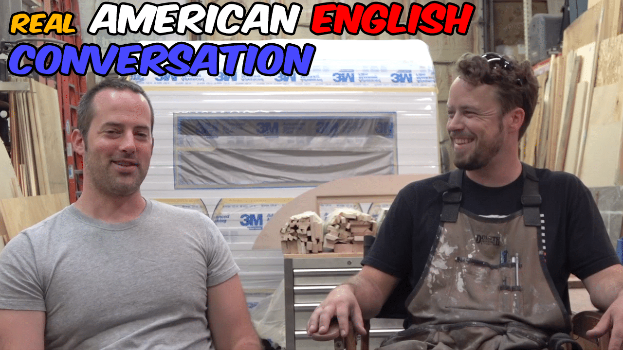 Real American English Conversation About Building And Construction